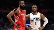 Las Vegas oddsmakers are high on Chris Paul to the Houston Rockets