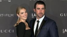 Kate Upton Gives Birth to First Child With Justin Verlander