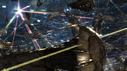 Biggest battle in EVE Online's history leads to an estimated $500,000 in damages