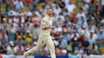 Live: Stokes strikes twice as England make inroads