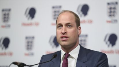 Prince William describes 'pain like no other'
