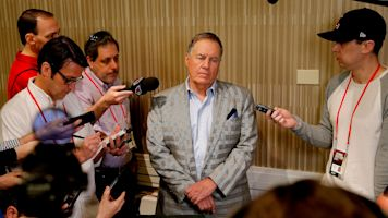 Belichick's phone call to draft pick fits the Bill