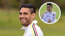 Radamel Falcao se pronuncia sobre James y quién es el mejor jugador colombiano