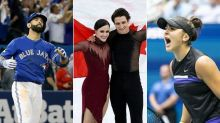 The Top Canadian Sports Moments Of The 2010s Included The Raptors, Virtue And Moir