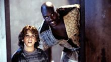 Shaquille O'Neal would make a 'Shazaam' and 'Kazaam' team-up movie with Sinbad: 'Always for the kids'
