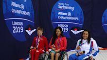 Yip Pin Xiu on top of the world again after winning gold at World Para Swimming Championships