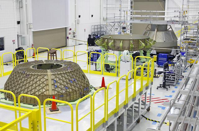 Boeing's space taxi won't be ready until 2018