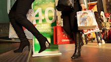 Retail stocks climb on the heels of Black Friday, record Cyber Monday expected