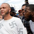 Richard Spencer Speech Shouted Down in Florida