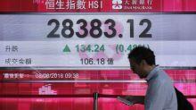 Asian shares mixed after new US tariffs put on China exports