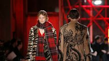 Color galore in Paris as menswear gets bold