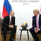 Trump jokes with Putin at G20 summit: 'Don't interfere' in 2020 election