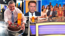 Today farewells Tim Gilbert in style after Karl Stefanovic left 'without a proper send-off'