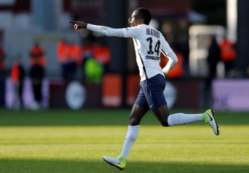 Matuidi sauve le PSG et ses espoirs de titre