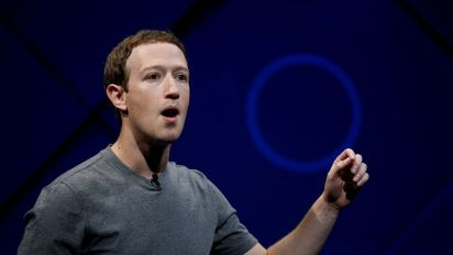 Lawmakers formally ask Zuckerberg to testify