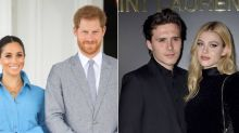 Brooklyn Beckham and Nicola Peltz 'will find a wedding date to suit Meghan and Prince'