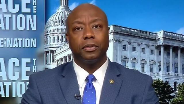 "Transcript: Tim Scott on ""Face the Nation"""