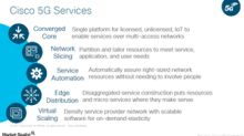 A Look at Cisco Systems' 5G Services and Use Cases