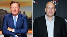 Piers Morgan and creator of 'The Wire' share heated exchange on Twitter
