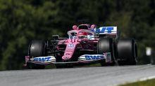 Sergio Perez makes fast start in Austria