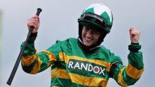 Female rider Blackmore wins Grand National