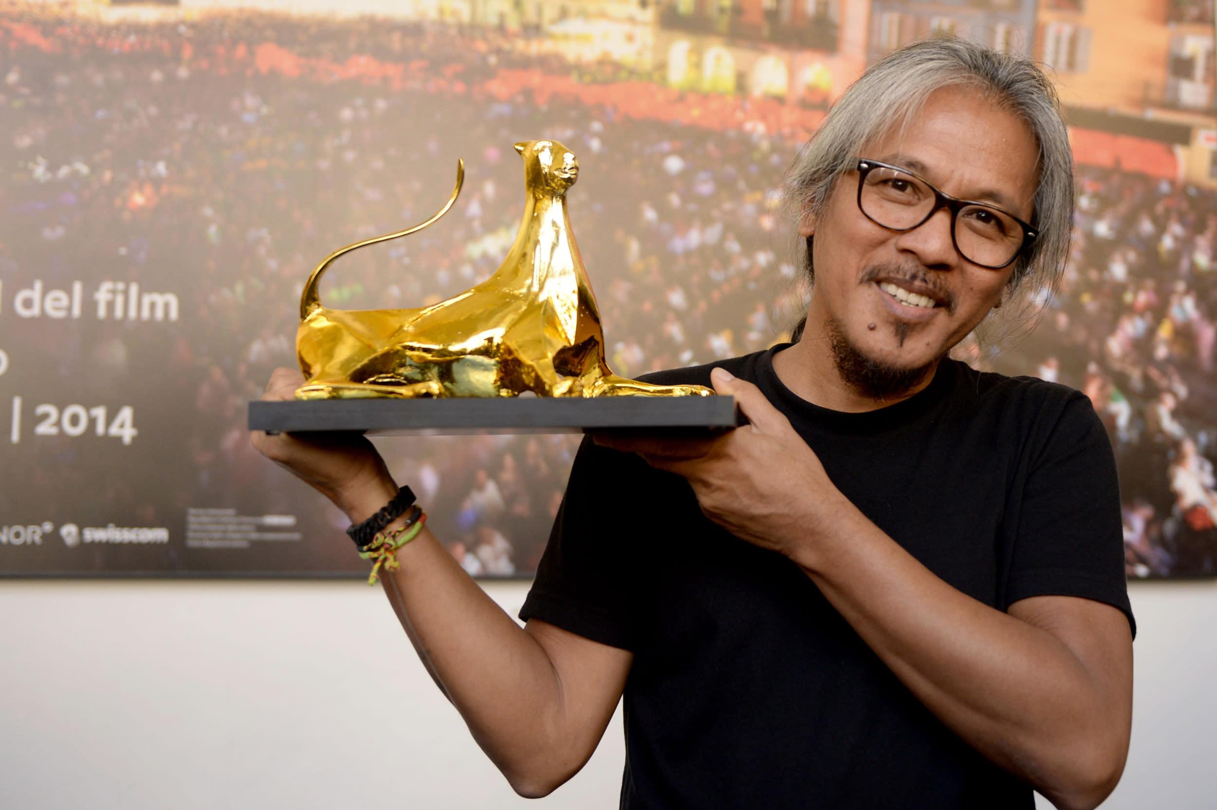 Lav Diaz wins top prize in Locarno film festival