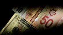 Canadian dollar strengthens to three-week high as greenback broadly slides