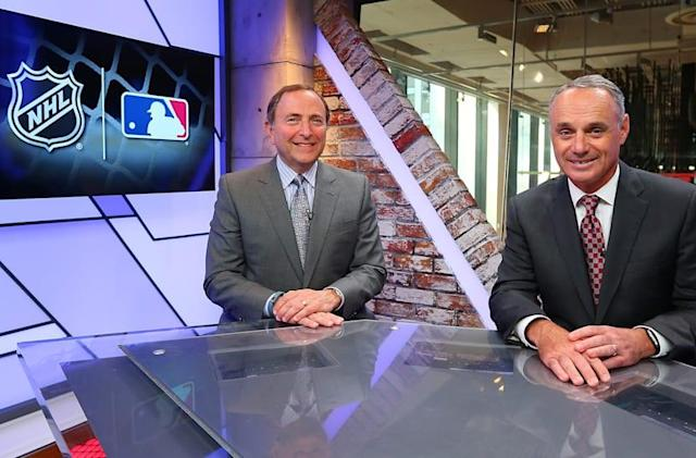 MLB's Advanced Media arm inks deal to create content for NHL