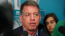 Troy Aikman Explains His Hot Mic Military Flyover Comments