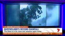 Ex-tropical cyclone Owen has weakened off