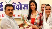 Mohammad Shami's Estranged Wife Hasin Jahan Joins Congress, Welcomed by Sanjay Nirupam