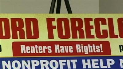 Laws Help Renters Stay In Home Despite Foreclosures