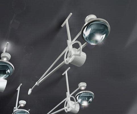 Troika's mechanical LED sculpture lights up Art Basel (video)