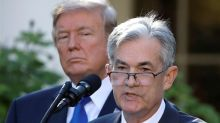 Trump attacks Fed's Jerome Powell again