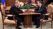 Putin anuncia una reforma a la Constitución de Rusia y provoca la renuncia de Medvedev y del resto del gobierno