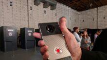 Primeras impresiones del teléfono holográfico RED Hydrogen One