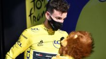 Adam Yates says penalty 'is not how you want to take yellow jersey'