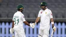 Pakistan's Babar dominates Australia A