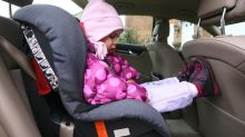 Air pollution affects more children in cars than outside
