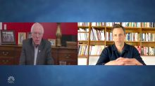 Bernie Sanders Goes Off on 'Grotesque' Republicans Over Coronavirus Stimulus Bill