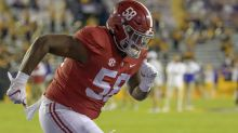 2021 NFL draft: Alabama's Christian Barmore might be only DT taken in Round 1