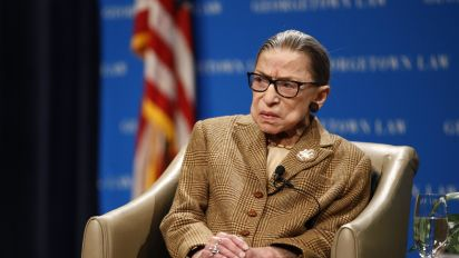 Why Ginsburg delayed revealing cancer diagnosis