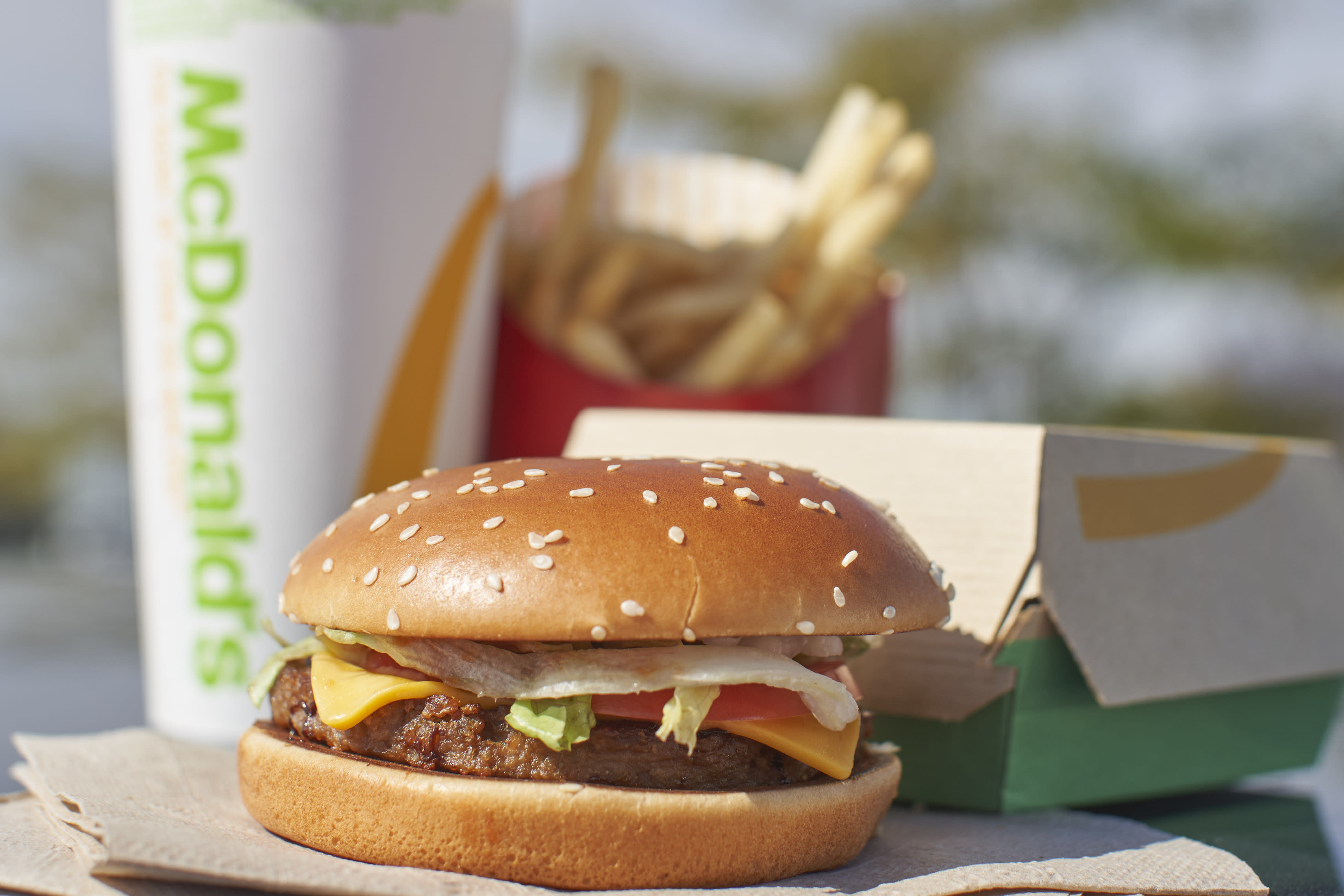 McDonald's could be the key to $1 billion in sales for Beyond Meat, UBS says