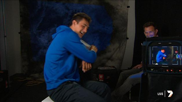 Funny moments: Tomic tongue-tied