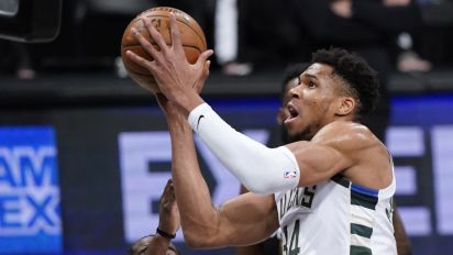 Giannis favored to add Finals MVP to trophy case