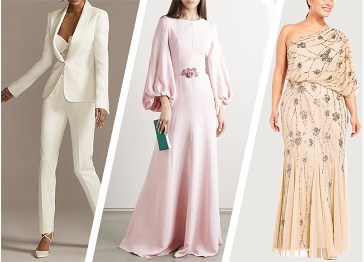 33 Non Traditional Wedding Dresses Because Brides Don T Have To Wear White,Light Blue Dress For Wedding Guest