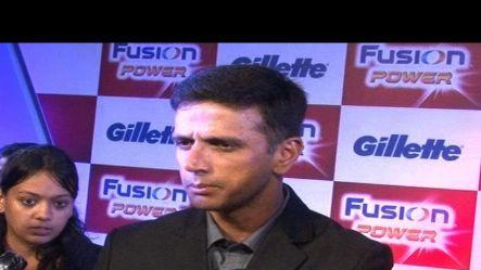 Hats off to Dhoni and team India for CT title: Dravid