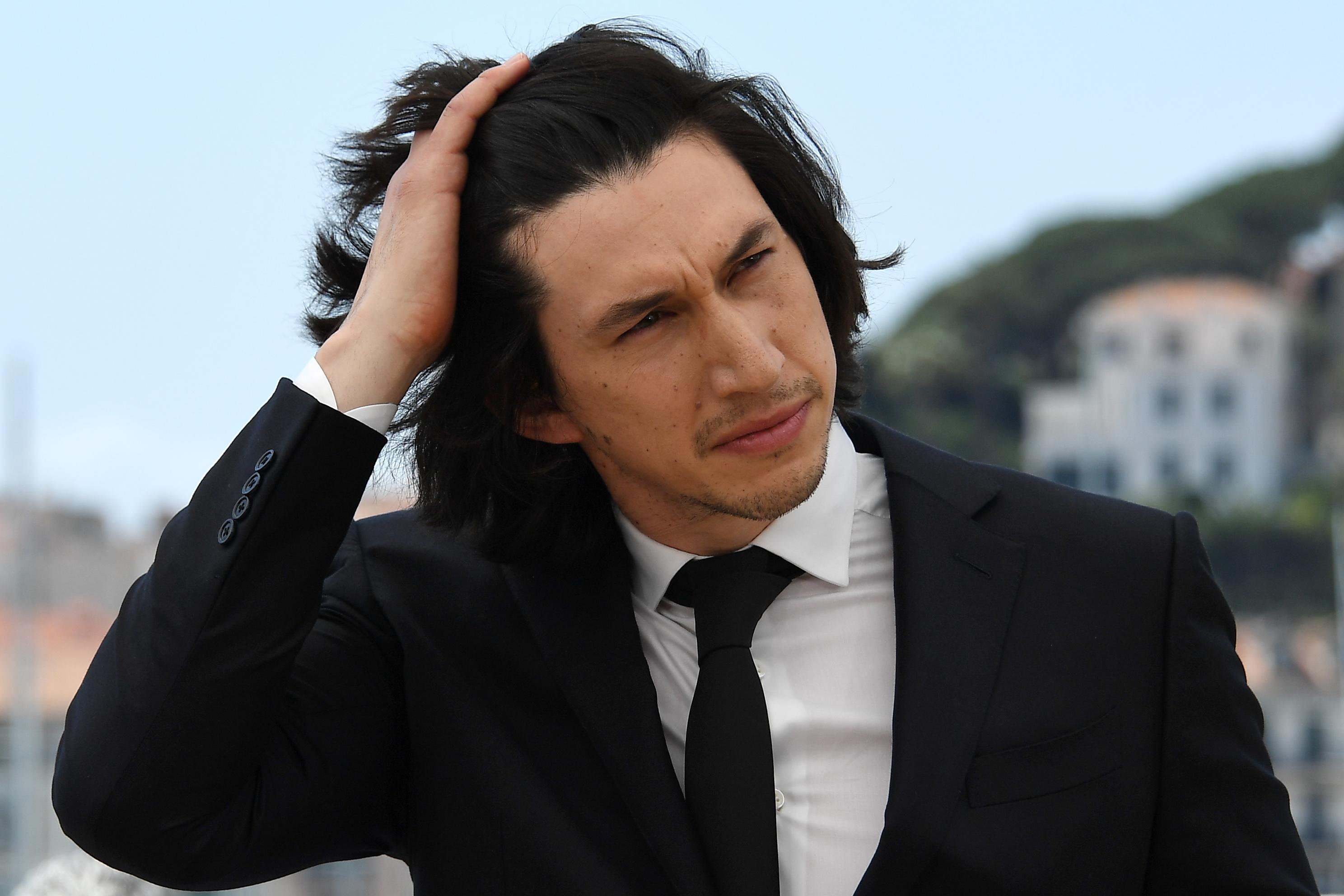 Adam Driver May Join Ridley Scott's LAST DUEL