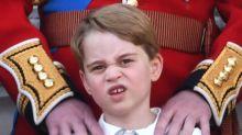 Prinz George hat einen Wimbledon-Sieger als Tennis-Trainer