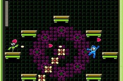Optional 8-bit glitches to reappear in MegaMan 9